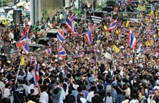 Thai Senate speaker rejects amnesty bill