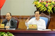 PM demands strong response to Typhoon Haiyan