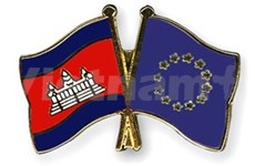 Cambodia, EU fight nuclear weapon trafficking