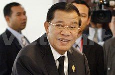 Cambodian, Thai troops asked to keep calm