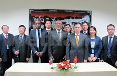 Vietnam establishes diplomatic ties with Antigua and Barbuda