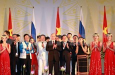 Russian Culture Days kick off in Hanoi