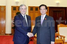 PM receives European Commission Vice President