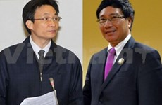 Lawmakers approve new Deputy Prime Ministers