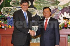 Vietnam, US officials talk TPP financial services
