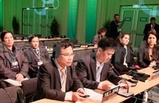 Vietnam active at UN climate change conference