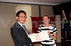 Australian club supports anti-drowning activities in Vietnam