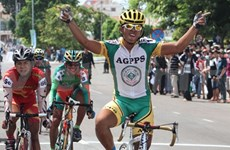Van An claims opening stage at cycling tour
