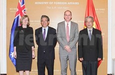 Vietnam, Australia agree to boost defence ties
