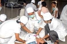 Vietnam, US universities cooperate in first aid training