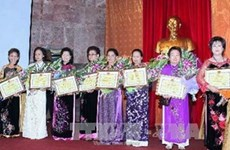 OV women call on Thanh Hoa province