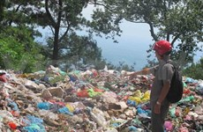 Tuyen Quang to build 20 solid waste treatment facilities