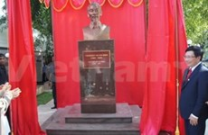 President Ho Chi Minh honoured in Sri Lanka
