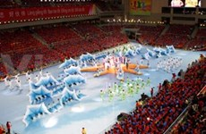 China-Vietnam Youth Gala enlivens youngsters