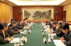 Vietnam, China to better popularisation, training