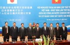 First Vietnam–Japan security dialogue commences