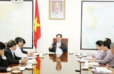 Ninh Thuan province urged to support relocated people