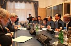 Hanoi party chief visits European capitals