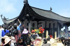 Yen Tu historical site to become Buddhist centre