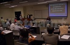 Australian university workshop discusses East Sea issue