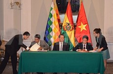 Vietnam, Bolivia prioritise economic, trade ties