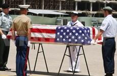 Repatriation of US servicemen's remains held in Da Nang