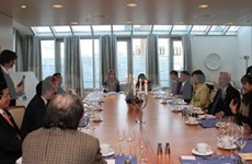 NA Vice Chairman seeks warmer ties with Norway