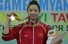Wushu artist brings first SEA Games gold to Vietnam