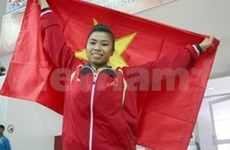 Vietnam bags second gold medal at SEA Games