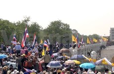 Ongoing protests in Bangkok hit inbound tours and conventions