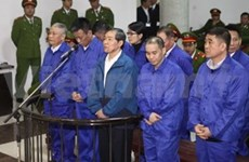 Death penalty proposed for Vinalines former bosses