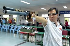 Sixth gold bagged for Vietnamese shooting team