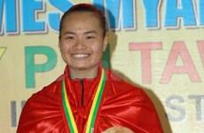 Vietnam harvests seven golds on December 15