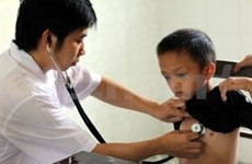 Efforts sought to give children healthy hearts