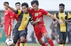 U23 Vietnam squad bids farewell to SEA Games