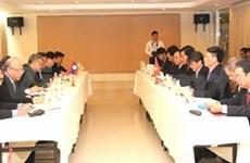 Vietnam, Laos enhance transport cooperation