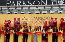 Parkson opens 9th department store in Vietnam