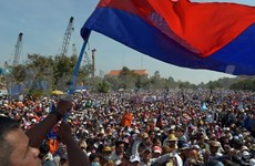 No parliament re-election in Cambodia: Committee