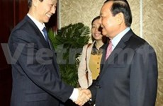 HCM City further ties with Chinese localities