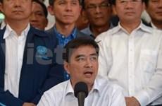 Thai political parties start election candidate registration