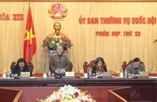 Plan to implement amended Constitution discussed