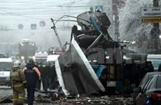 Condolences to Russia over deadly blasts