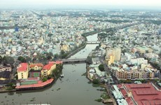 Can Tho marks decade operation as centrally run city