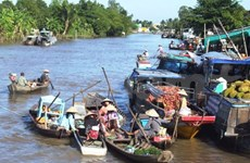 Mekong Delta an untapped trade giant: experts