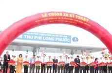 Expressway section in southern hub opens to traffic