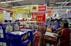 Businesses export Vietnamese products to serve Tet