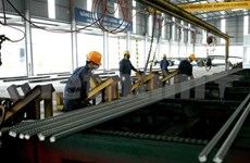 Vietnam levies anti-dumping tariffs on stainless steel
