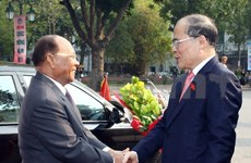 NA leader: Vietnam steadfast in ties with Cambodia