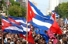 Cuba marks 55th anniversary of Revolution