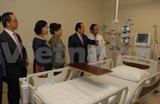 First hospital opens in HCM City hi-tech medical complex